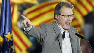 El lder de CiU, Artur Mas