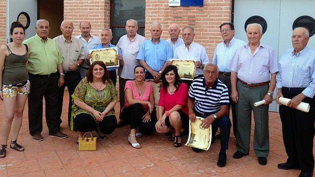 Homenaje a los abuelos del municipio el Día del Abuelo