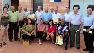 Homenaje a los abuelos del municipio el D�a del Abuelo
