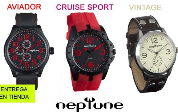 Reloj para hombre Neptune