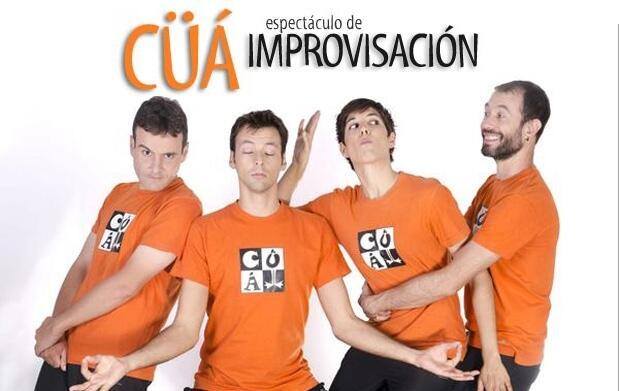 Entradas Cüá Improvisación Teatral