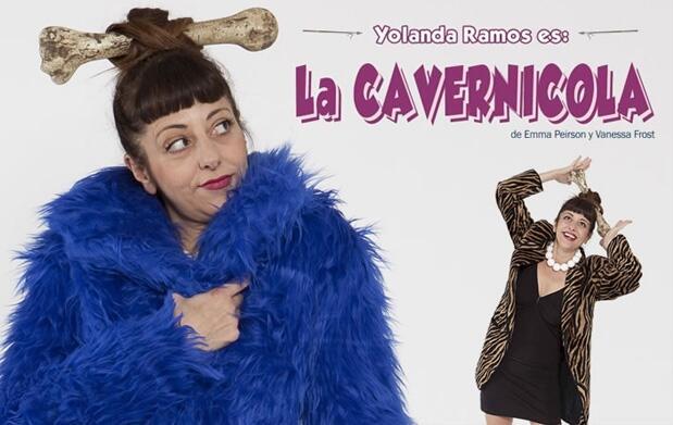 La Cavernícola, con Yolanda Ramos