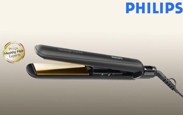 Plancha de pelo Philips