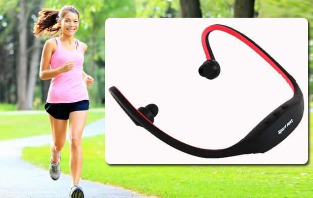 Auriculares MP3 SPORT con radio