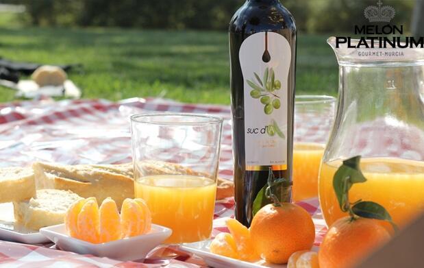 10 Kg de Mandarinas Valencianas y aceite