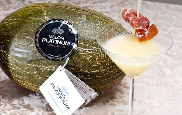 Caja de 2 melones Gourmet Platinum