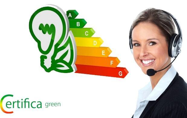 Consigue la certificación energética