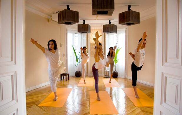 Disfruta del yoga más exclusivo