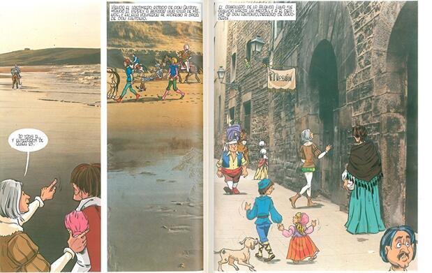 Don Quijote de la Mancha: Edic de lujo