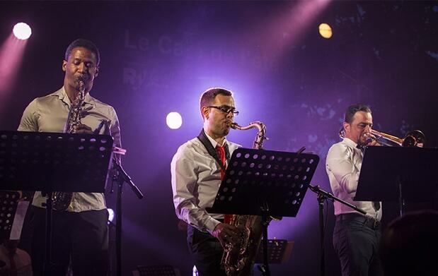 Ivan Melon Lewis & The Cuban Swing Express