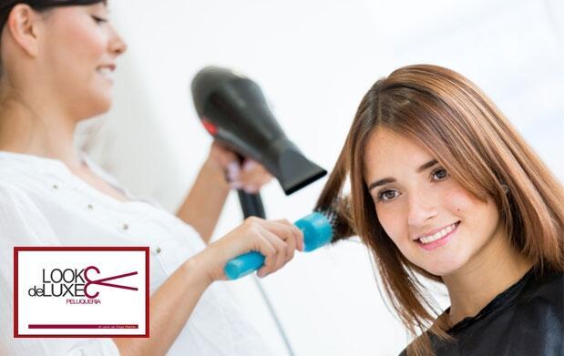 Corte o color, peinado y cuidado Kerastase