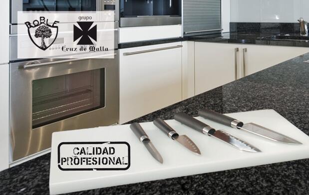 Cuchillos el Roble Grupo Cruz de Malta