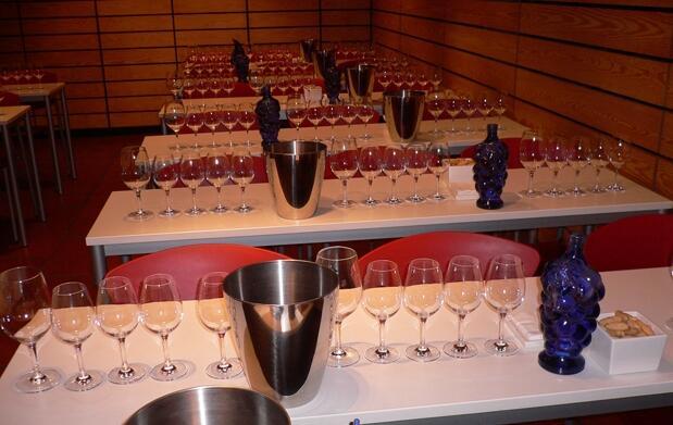 Curso de cata de vinos con Jesús Flores