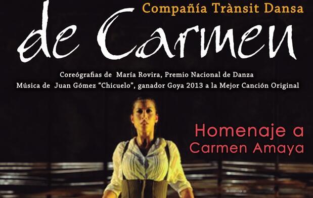 Homenaje a Carmen Amaya: DE CARMEN