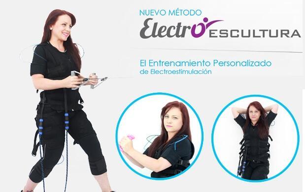 Electroescultura®, el entrenamiento personalizado