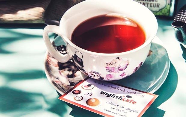 Clases de inglés en cafés con encanto