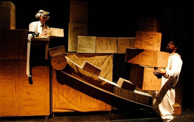 Teatro Cuarta Pared. 40 Años de La Tartana