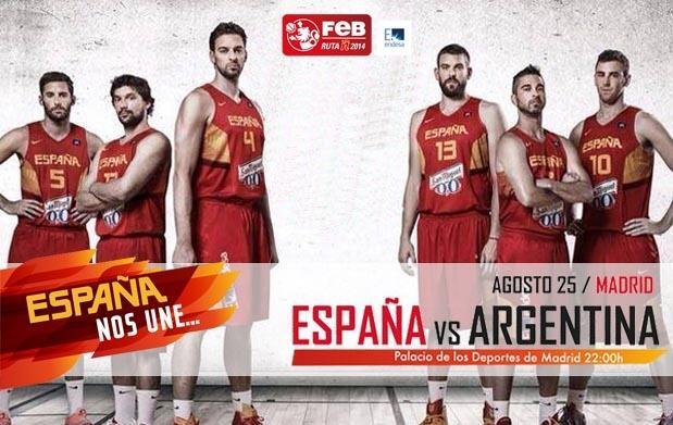 La Ruta Ñ: ESPAÑA vs ARGENTINA