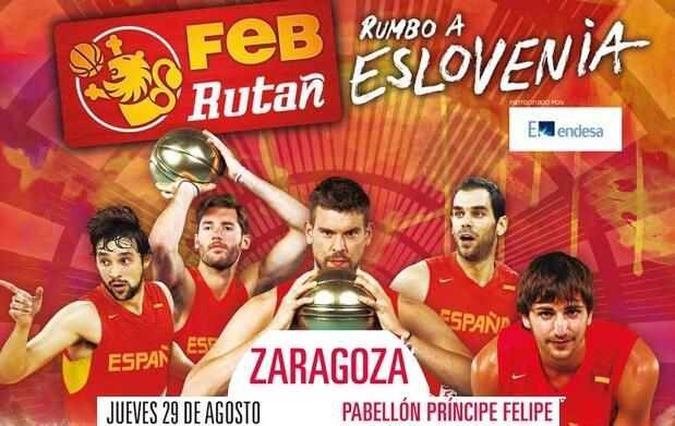 La Ruta Ñ: ESPAÑA vs GRAN BRETAÑA: Zaragoza