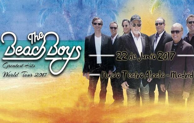 Entradas Concierto The Beach Boys Madrid
