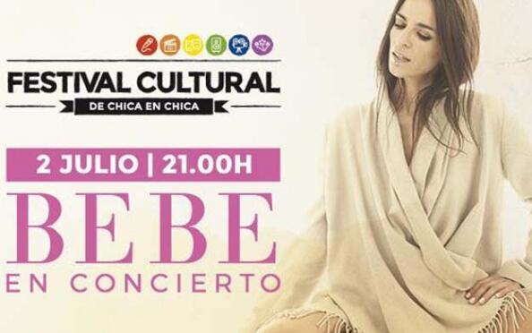 Entradas Concierto Bebe Madrid