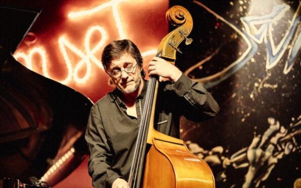 Javier Colina Cuarteto Trio en el Café Berlín