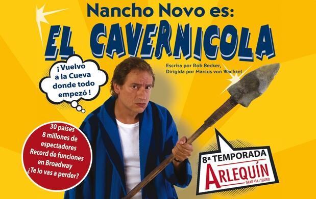 Entradas El Cavernícola en Madrid