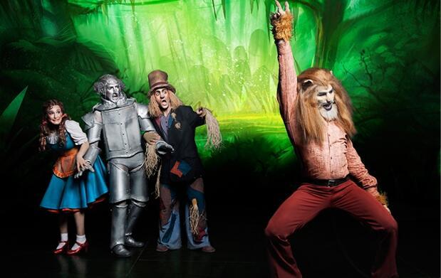 Entradas El Mago de Oz, El Musical