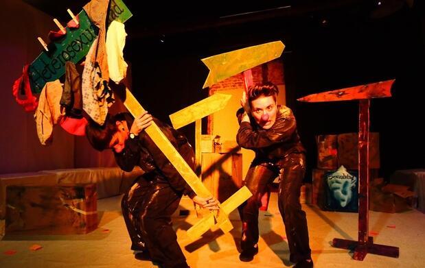 Entradas En Clownstrucción en el teatro El Montacargas