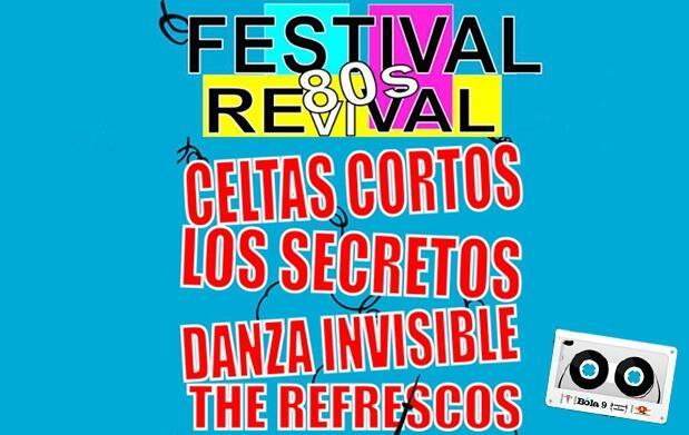 Entradas Festival Revival 80S