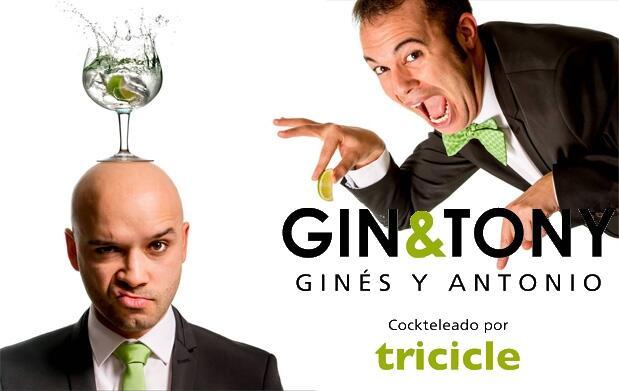 Entradas Gin & Tony