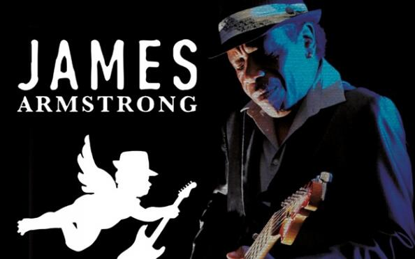 James Armstrong en Madrid