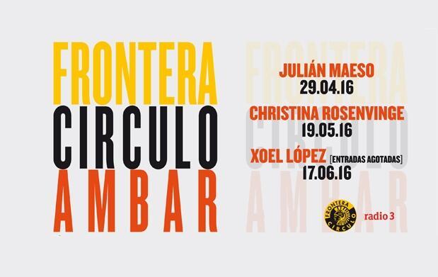 Entradas Julián Maeso en Madrid