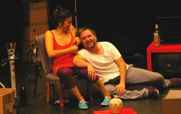 Entradas La Mudanza en el Teatro Lara