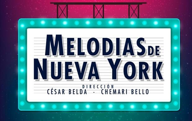 Entradas Melodías de Nueva York en el Teatro Codifis Alcázar