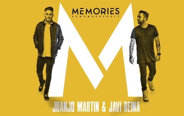 Memories: Juanjo Martín y Javi Reina