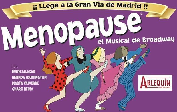 Entradas Menopause en Madrid