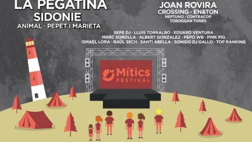 Entradas Mitics Festival 2017