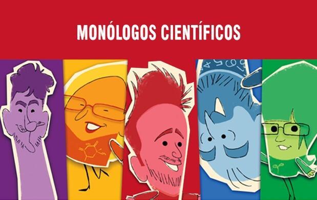 Entradas Monólogos Científicos