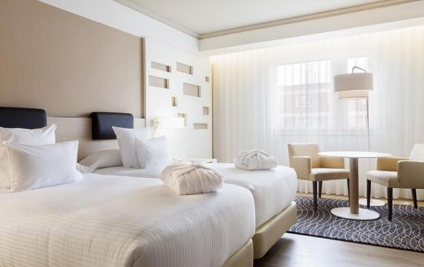 Entradas Mutua Madrid Open Tenis + 2 noches Hotel Marriott
