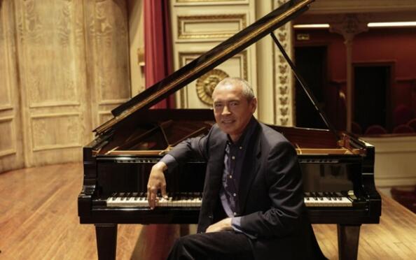 Ivo Pogorelich en el Auditorio Nacional de Madrid