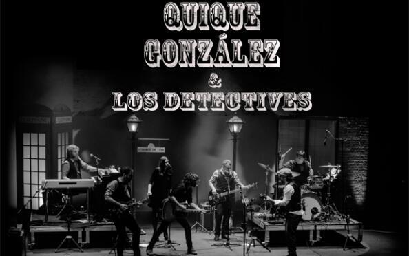 Quique González en Burgos, Pamplona, Zaragoza y Santiago de Compostela