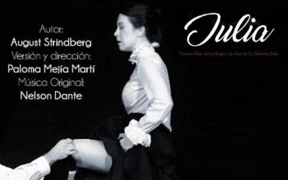 Entradas Julia en el Teatro Victoria