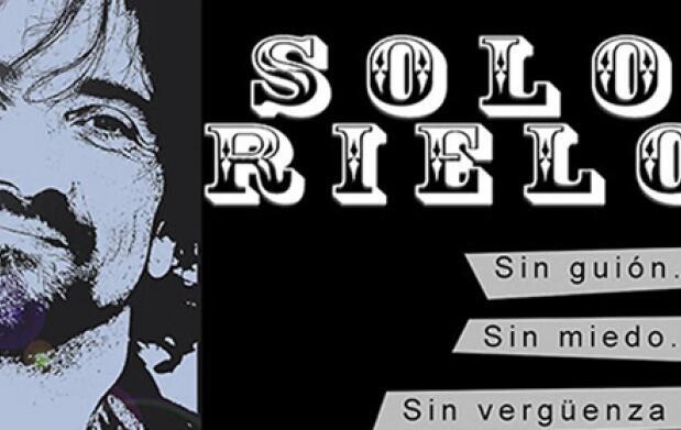 Entradas Solo Rielo en el Teatro Arlequín de Madrid