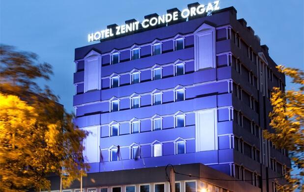 Noche de Hotel + Entradas de Teatro