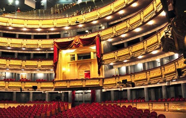 Danza en el Teatro Real y cena para 2