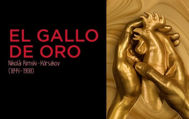 El Gallo de Oro en el Teatro Real + Cena