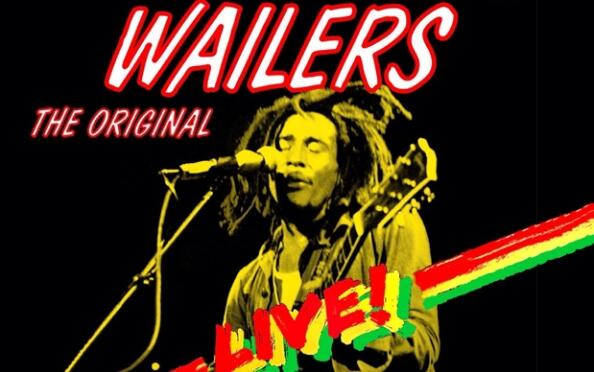 The Original Wailers Barcelona