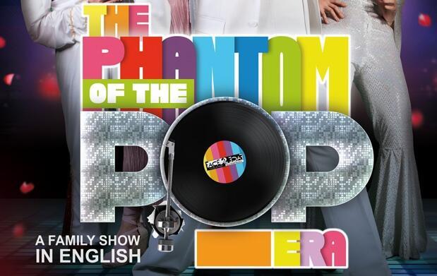 Entradas The Phantom of the Pop Era