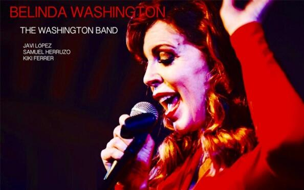 Entradas The Washington Band con Belinda Washington